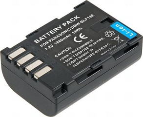 T6 POWER Baterie DCPA0025 FOTO Panasonic