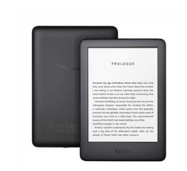 AMAZON new KINDLE 2020 10. generace černá (2020, 10.gen, 6 palců, black) elektronická čtečka knih, 6in display (s reklamami)
