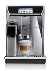 DeLONGHI PrimaDonna Elite ECAM 650.85.MS stříbrmý (plnoautomatický kávovar)