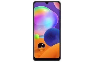 SAMSUNG Galaxy A31 Černý, A4, SM-A315F, DUALSIM, smartphone, 64GB, 6.4