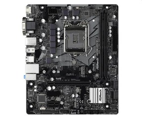 ASROCK H410M-HDV/M.2 (intel 1200, 2xDDR4 2933MHz, 4xSATA3, VGA+DVI +HDMI, 1xGLAN, mATX)