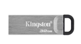 KINGSTON DataTraveler KYSON 32GB black USB3.2 Gen1 flash drive ()