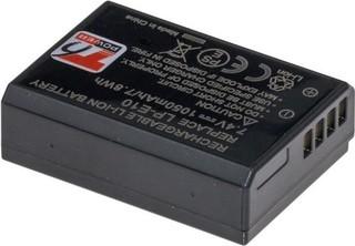 T6 POWER Baterie DCCA0019 FOTO Canon LP-E10