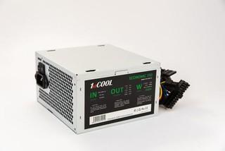 1stCOOL zdroj 430W ECONOMIC 430, ventilátor 120mm (náhradní díl, zdroj do PC case)