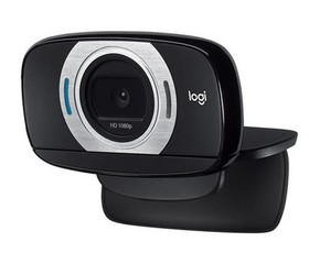 LOGITECH webcam C615 HD 1080p, USB, mikrofon, black