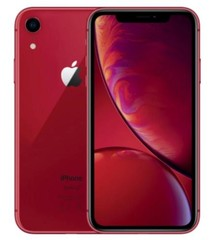 Apple iPhone XR 64GB (PRODUCT)RED (červený) 6.1