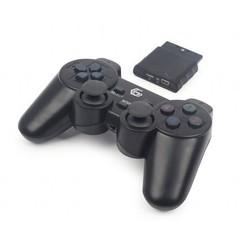 GEMBIRD JPD-WDV-01 Dual vibration gamepad WIFI bezdrátový, PS2-3/PC