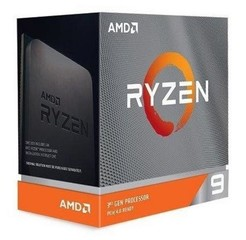AMD cpu Ryzen 9 3900XT AM4 Box (bez chladiče, 3.8GHz / 4.7GHz, 64MB cache, 105W, 12 jádro, 24 vlákno), Zen2 Matisse 7nm CPU