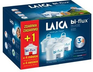 LAICA Bi-flux 4ks filtrační konvice