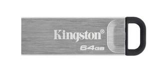 KINGSTON DataTraveler KYSON 64GB black USB3.2 Gen1 flash drive ()