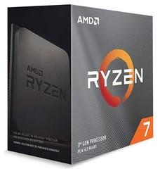 AMD cpu Ryzen 7 3800XT AM4 Box (bez chladiče, 3.9GHz / 4.7GHz, 32MB cache, 105W, 8 jádro, 16 vlákno), Zen2 Matisse 7nm CPU