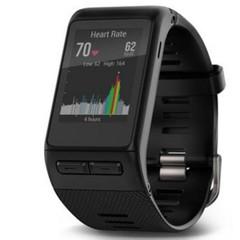 GARMIN Smart hodinky VÍVOACTIVE HR, černý, (použitý)
