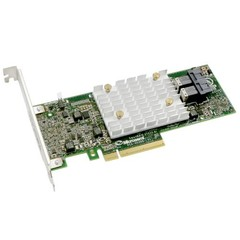 Microsemi Adaptec SmartRAID 3102E-8i Single 12Gbps SAS/SATA 4 porty int., x8 PCIe Gen 3, cache paměť 2 GB
