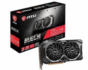 MSI vga AMD Radeon RX 5600 XT MECH OC 6GB