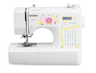 BROTHER KE20 šicí stroj (displej, 20 programů, zapošívací tlačítko, LED osvětlení)