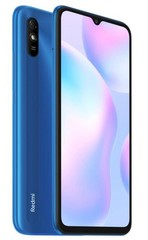 XIAOMI Redmi 9A modrý 2GB/32GB mobilní telefon (Sky Blue, 6.53in, 5000mAh)