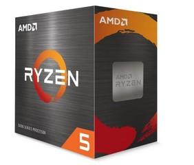 AMD cpu Ryzen 5 5600X AM4 Box (použitý) (s chladičem, 3.7GHz / 4.6GHz, 32MB cache, 65W, 6x jádro, 12x vlákno), Zen3 Vermeer 7nm CPU