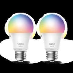 TP-LINK Tapo L530E(2-pack) inteligentní žárovka vícebarevná