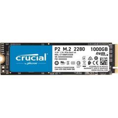CRUCIAL P2 SSD NVMe M.2 1TB PCIe