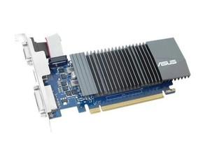ASUS vga GT710-SL-1GD5-BRK nVidia (1GB DDR5, 32bit, VGA+DVI+HDMI, pasivní chlazení)