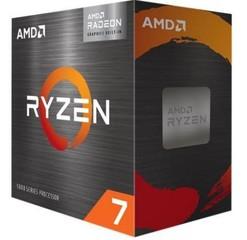 AMD cpu Ryzen 7 5700G AM4 Box (s chladičem, 3.8GHz / 4.6GHz, 16MB cache, 65W, 8x jádro, 16x vlákno), s grafikou, Zen3 Cezanne 7nm CPU