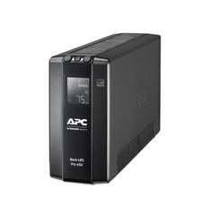 APC BR650MI ups Back-UPS 650VA, AVR, 390W / 650VA, 230V AVR, (6x IEC320 zásuvka, line interaktiv)
