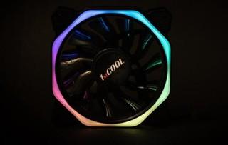 1stCOOL ventilátor AURA EVO HEXA1 Hexagon ARGB 120mm (do CASE)