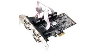 ST-LAB I-343 PCI-Express 4S interní karta (4xCOM/RS232 port)