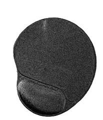 Podložka pod myš ERGO gelová black GEMBIRD retail balení MAXI