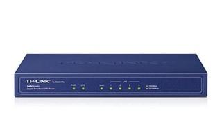 TP-LINK TL-R600VPN Gigabit xDSL VPN Router (1xWAN, 4xLAN)