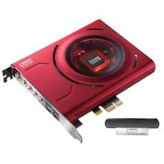 CREATIVE Sound Blaster Z PCI-Express zvuková karta (balení retail s mikrofonem)