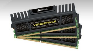 CORSAIR 12GB=3x4GB DDR3 1600MHz VENGEANCE BLACK PC3-12800 CL9-9-9-24 (12GB= kit 3ks 4096MB s chladič