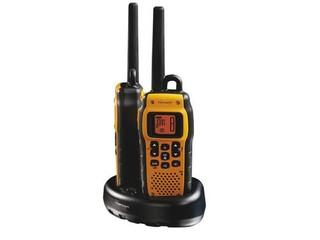 TOPCOM ProTalker PT-1078 LONG RANGE 2x vysílačka+ nabíječka+ baterie, odolná, vodotěsná, plave (voln