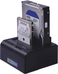 HDD dokovací stanice USB 3.0 pro dva 2.5