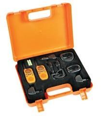 TOPCOM TwinTalker 9100 LONG RANGE 2x vysílačka v ochranném přepravním kufru+ vybavení, voděodolná (v