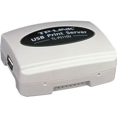 TP-LINK TL-PS110U Print Server single USB2.0 Port