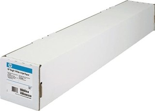 HP (C6035A) HP Bright White Inkjet Paper, 610mm, 45 m, 90 g/m2