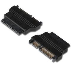 KABEL SATA Adapter, Micro SATA16pin F - SATA22pin M