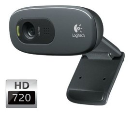 LOGITECH webcam, HD Webcam C270