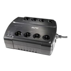 APC BE550G-CP ups CYBERFORT 2 BE550G-CP 330W / 550VA, 230V (Power-Saving Back-UPS 550VA, 4+4 běžné z