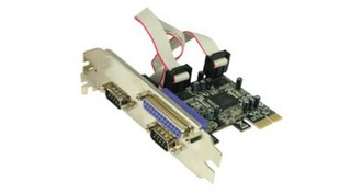 ST-LAB I-294 PCI-Express 2S1P interní karta (2xCOM/RS232, 1xLPT port)
