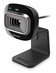 MICROSOFT webcam LifeCam HD-3000 720p (s mikrofonem)