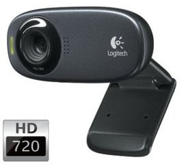 LOGITECH webcam, HD Webcam C310