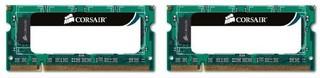CORSAIR MAC/APPLE 8GB (2x4GB) SO-DIMM DDR3 1066MHz 7-7-7-20 (kit 2x4GB =8GB, 204pin)
