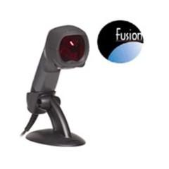 HONEYWELL MS3780 Fusion čtečka čárového kódu, RS232, černá, stojan, vícepaprsková, barcode scanner