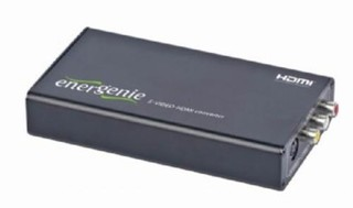 GEMBIRD převodník S-video na HDMI DSC-SVIDEO-HDMI