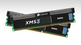 CORSAIR 16GB=4x4GB DDR3 1600MHz XMS3 PC3-12800 CL9-9-9-24 1.5V (kit 4ks 4096MB s chladičem, pro core