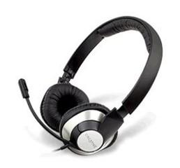 CREATIVE HS-720 ChatMax sluchátka s mikrofonem, konektor USB