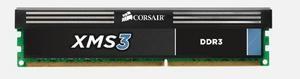 CORSAIR 2GB DDR3 1333MHz XMS3 PC3-10666 CL9-9-9-24 (2048MB s chladičem, pro INTEL i7/i5/i3 a pro AMD