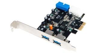 ST-LAB U-780 PCIE 4x USB3.0 interní karta (2x externí + 2x interní konektor) řadič